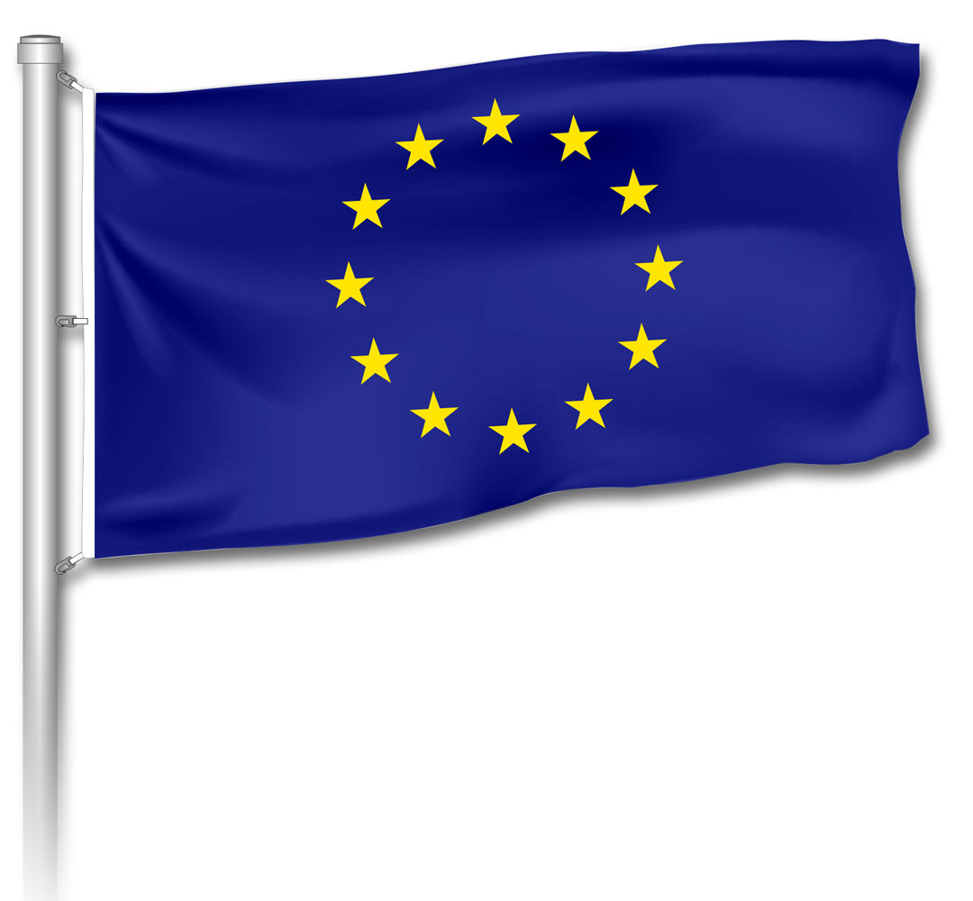 Flagge - Europa