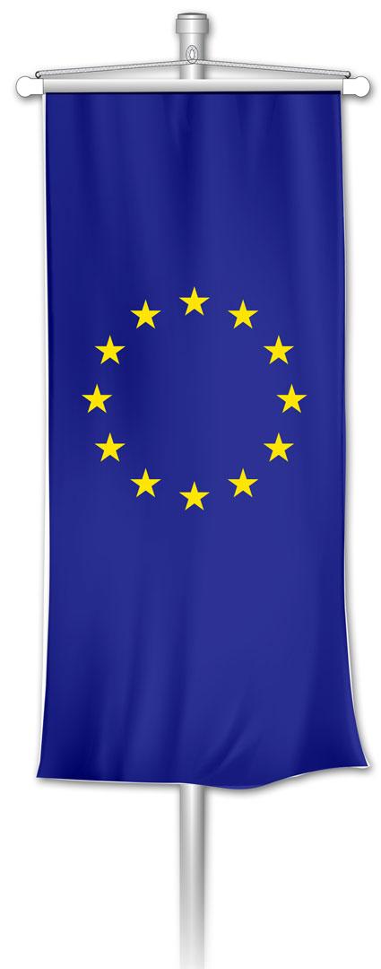 Bannerfahne EUROPA