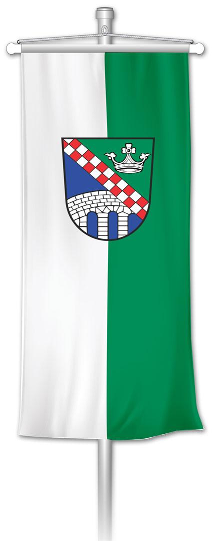 Gemeinde-Bannerfahne