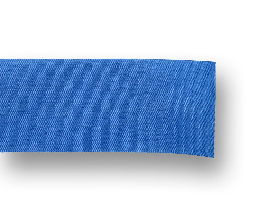 blaues Maibaumband