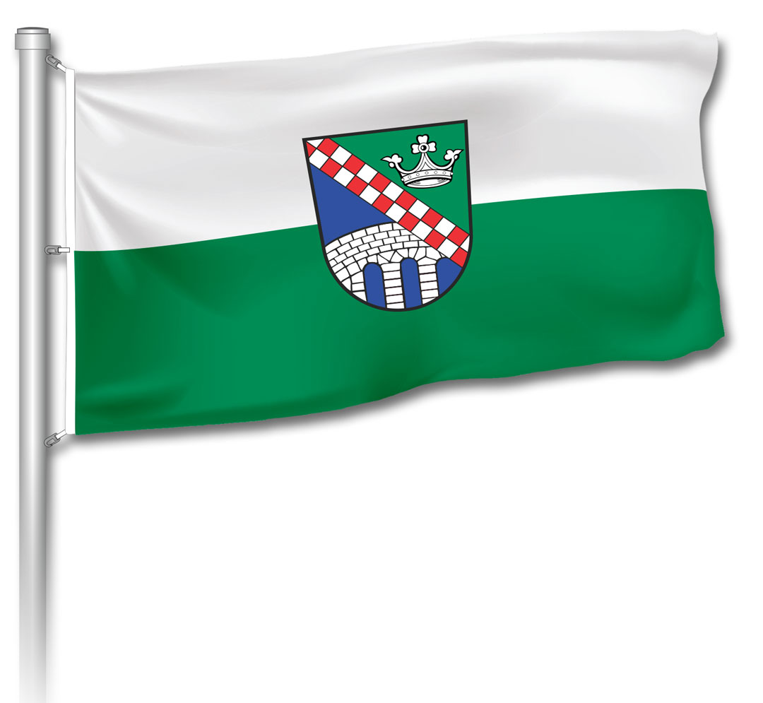 Gemeindeflagge