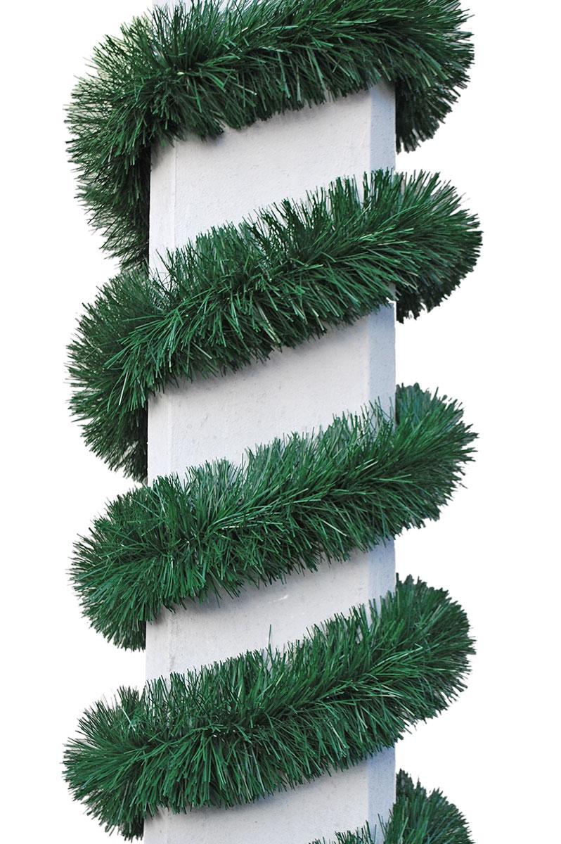 grüne Stranggirlande, Ø12cm